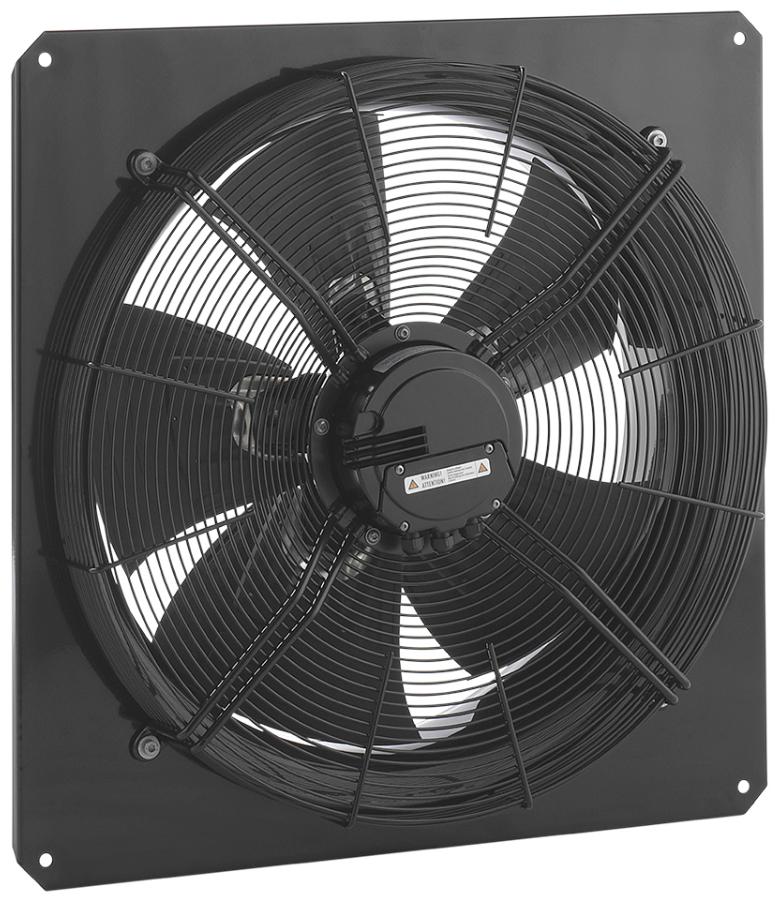 Axiaal wand ventilator