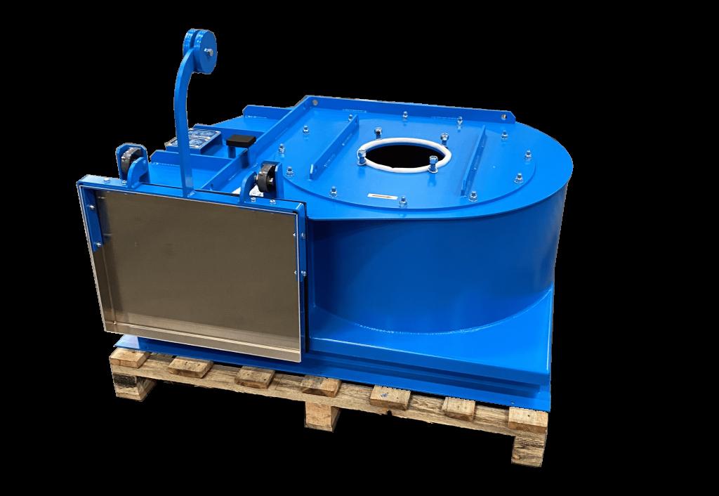 Ingebouwde centrifugaal ventilator