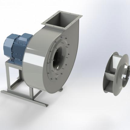 centrifugale ventilatoren